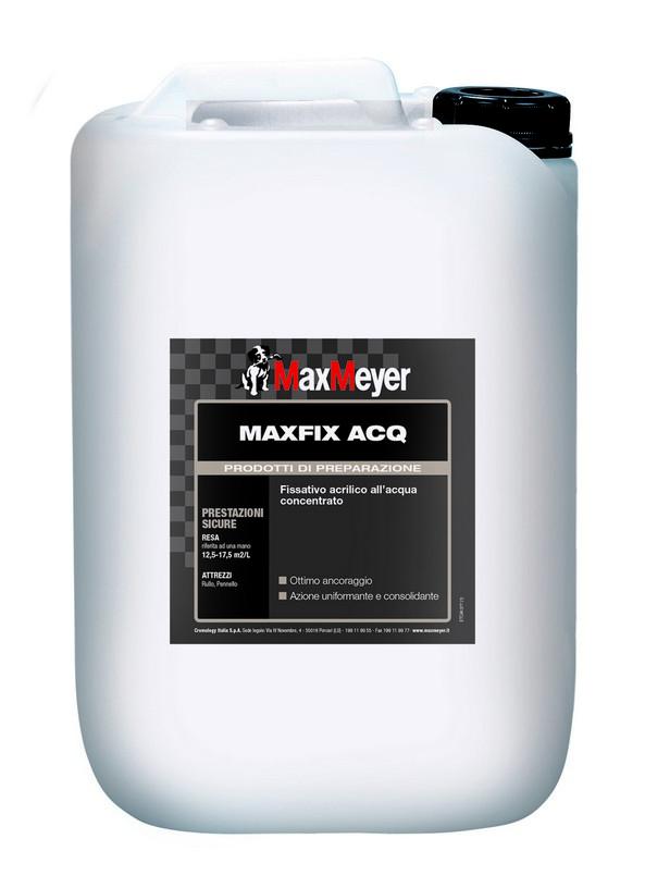 MAXFIX ACQ