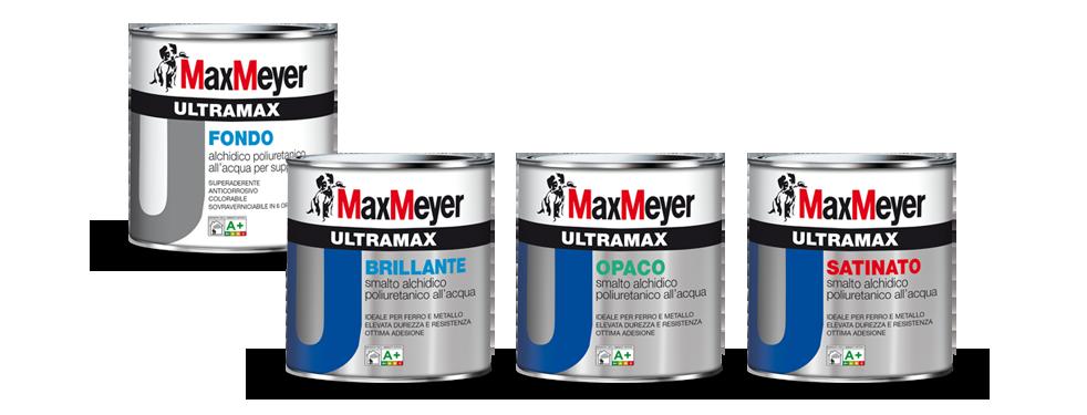 ULTRAMAX: lo Smalto alchidico di ultima generazione