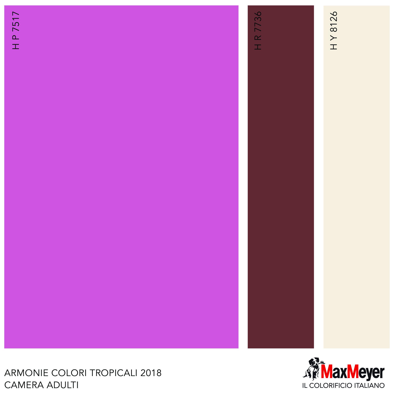 abbinamenti vernici colori per camera da letto