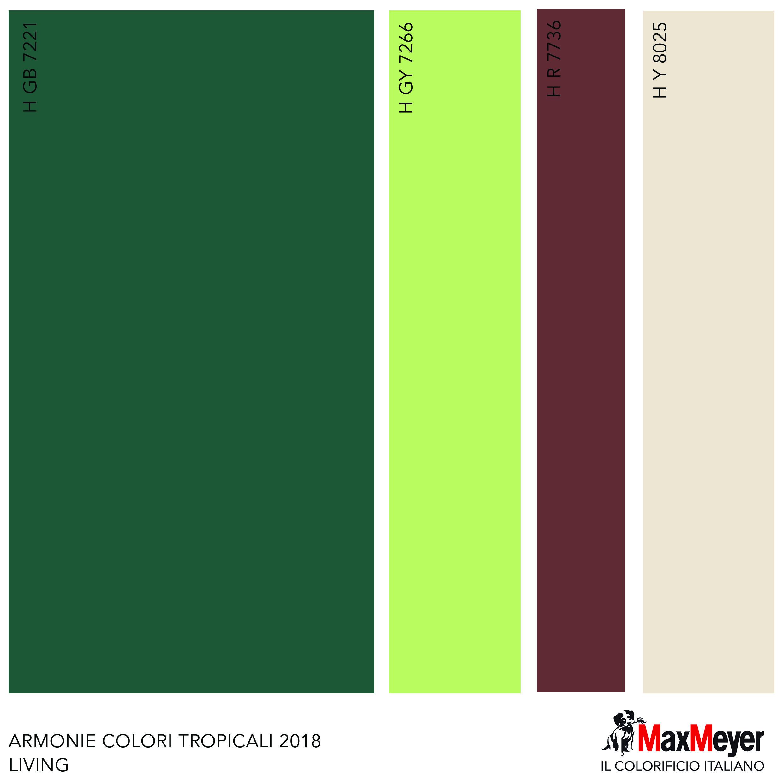 abbinamenti vernici colori per salotto