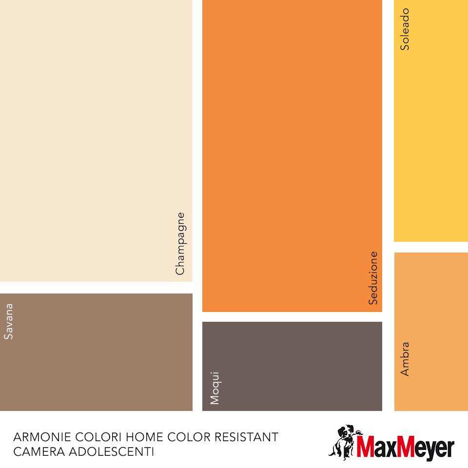 Colori Da Parete Per Camerette maxmeyer