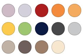 pittura antimacchia colori