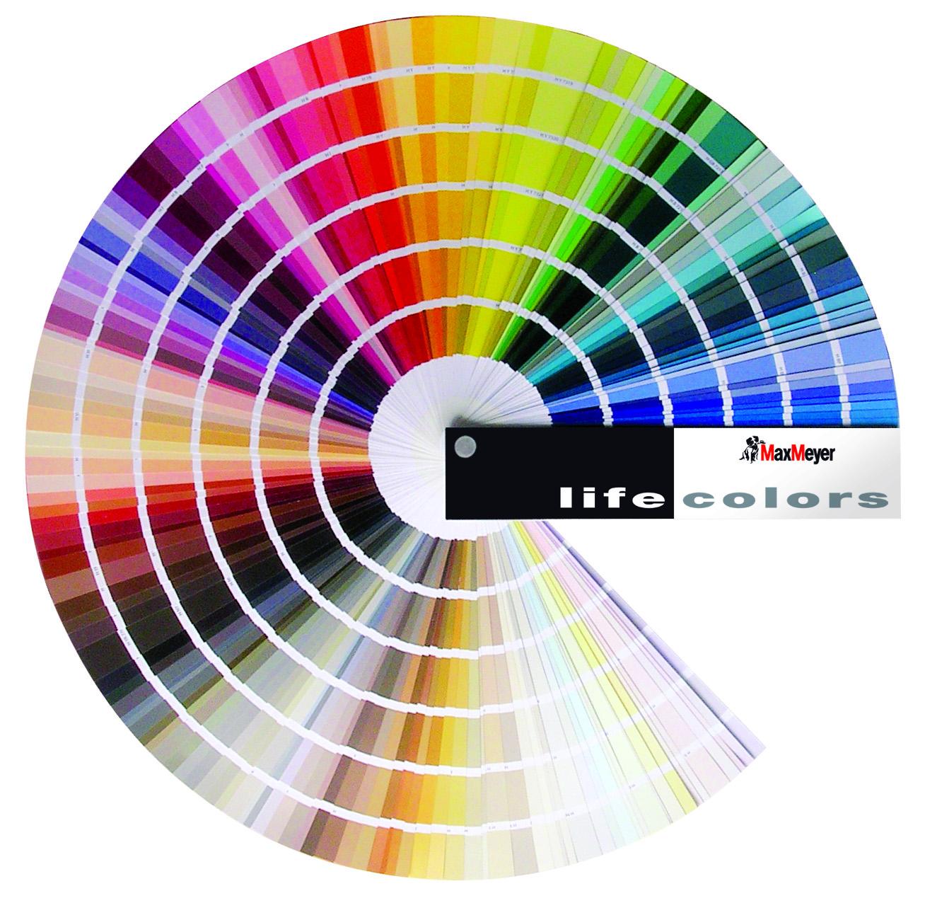 collezione colori MaxMeyer