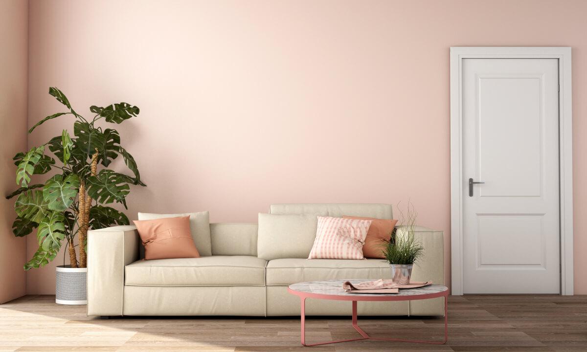 Qual è il colore più adatto a tinteggiare le pareti del living?