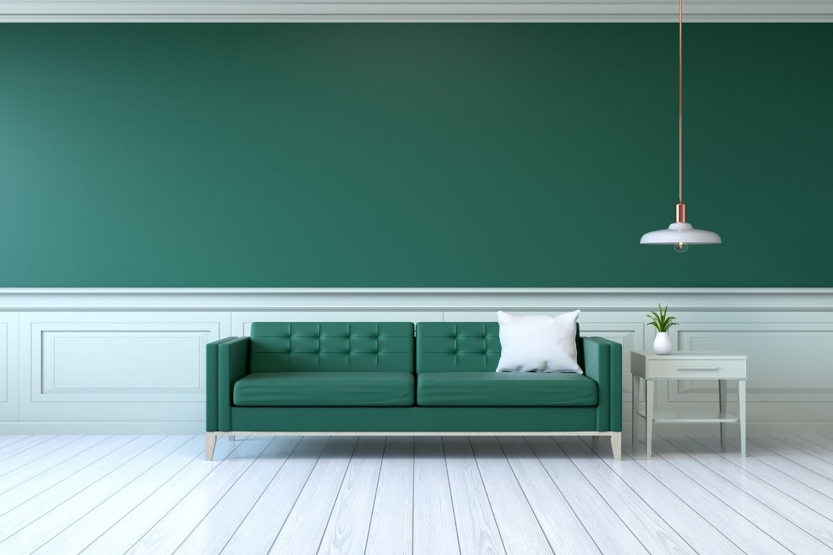 Tinteggiare le pareti con la pittura TINTAL