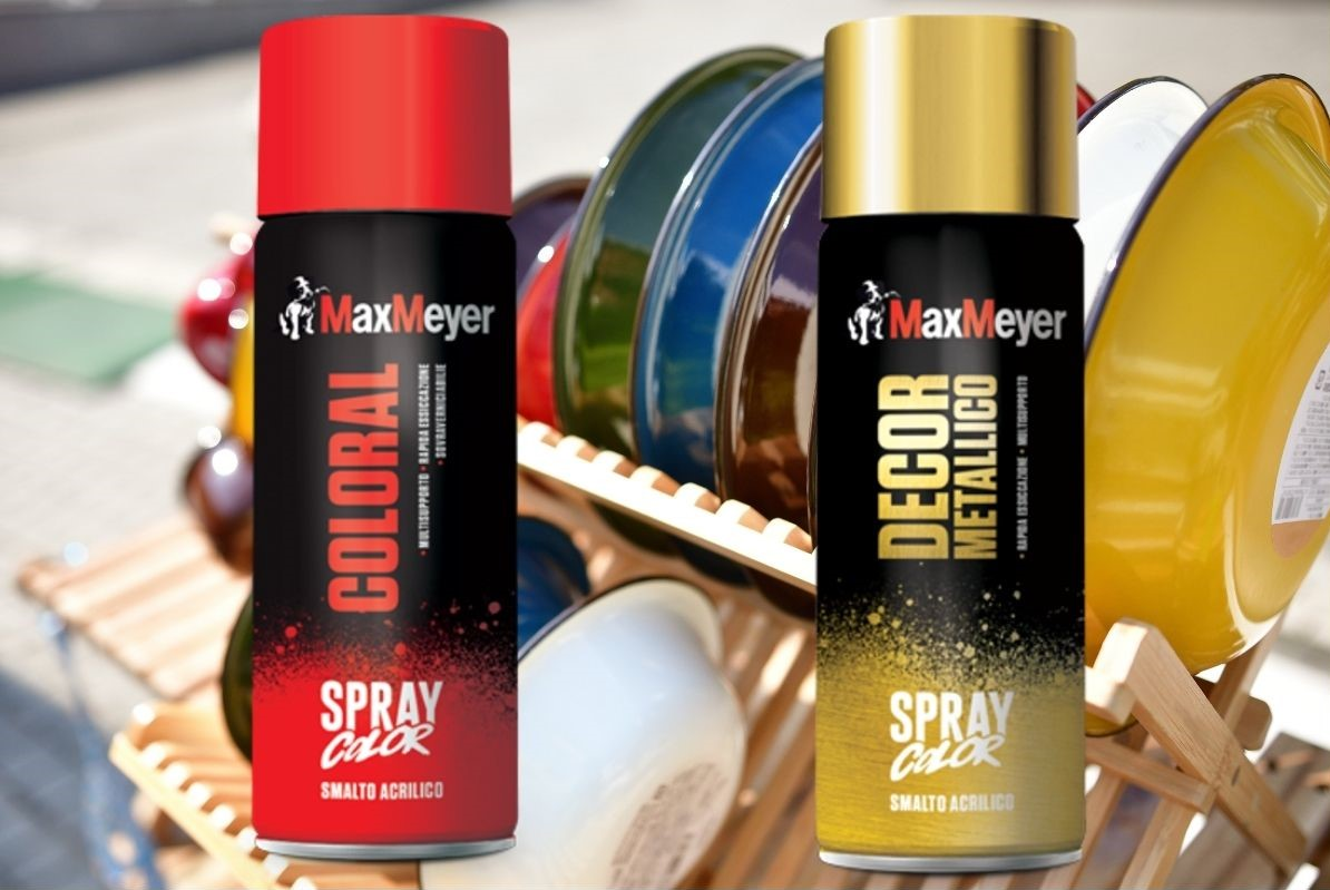 spray color di MaxMeyer