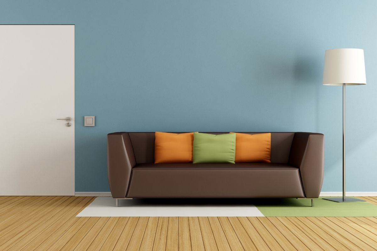 Come dipingere le pareti del soggiorno con Home Color