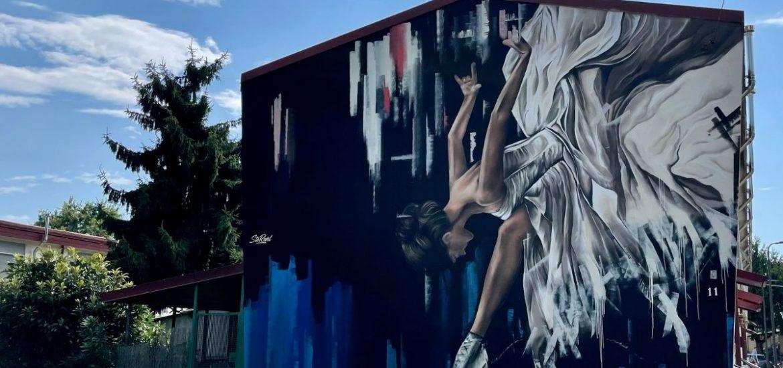 """progetto """"BLS loves art"""" a fianco della città di Milano per realizzare tre murales"""