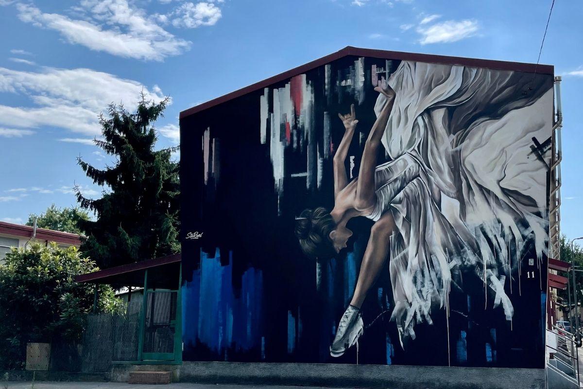 """Riqualificazione urbana, il progetto """"BLS loves art"""" a fianco della città di Milano per realizzare tre murales"""