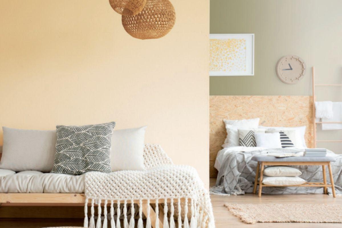 Colore pareti 2021: le tendenze dell'autunno