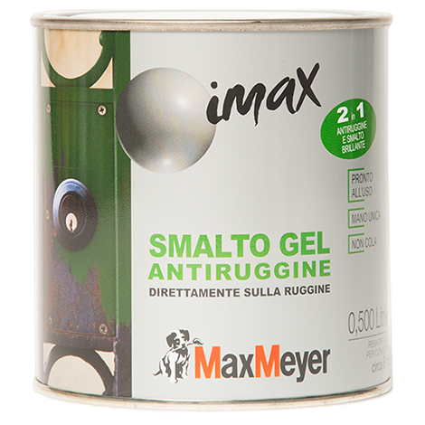smalto gel antiruggine